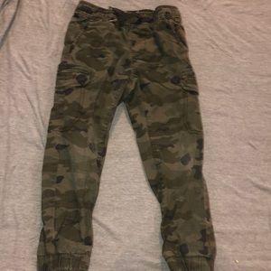 Size 18-24m New Margherita Missoni Printed Harem Pants Black